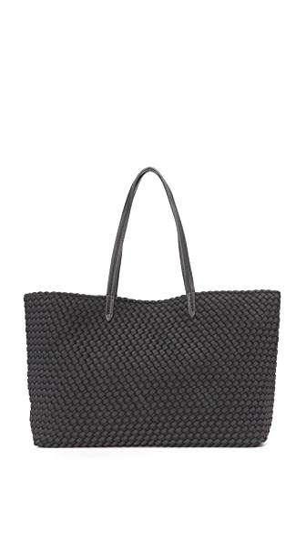 Naghedi Jet Setter Medium Tote - Black