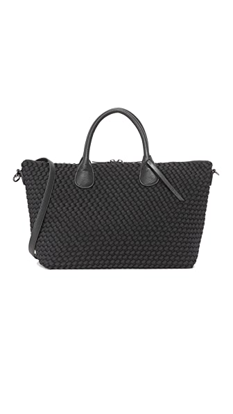 Naghedi Geneva Overnight Bag - Onyx
