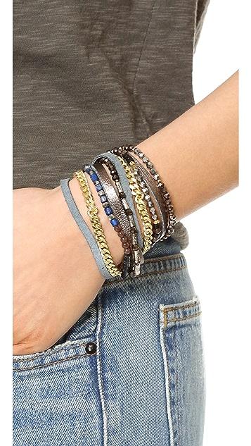 Nakamol Tori Wrap Bracelet