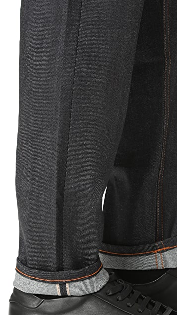 Naked & Famous Easy Guy 11oz Stretch Selvedge Jeans