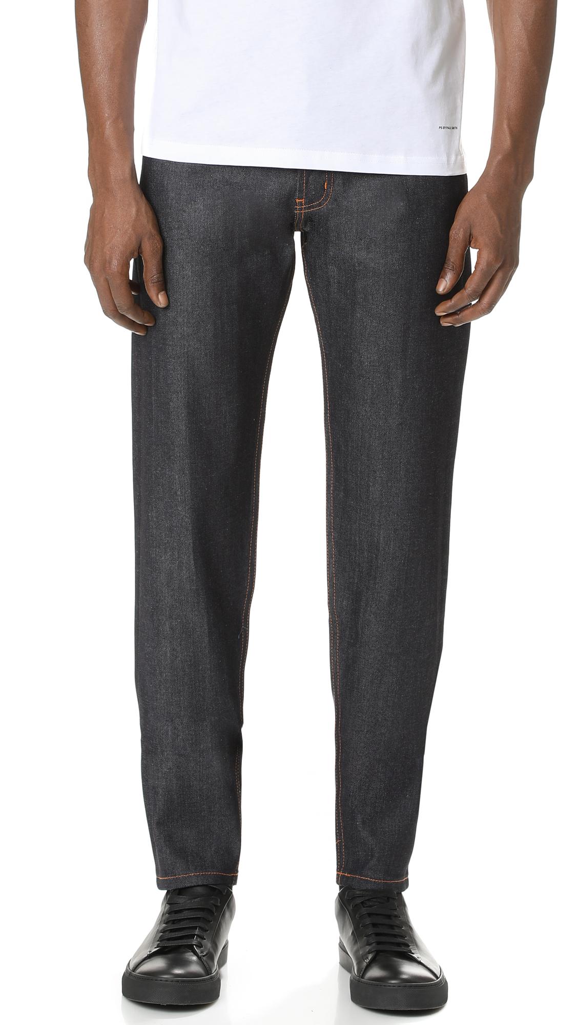 Easy Guy 11oz Stretch Selvedge Jeans