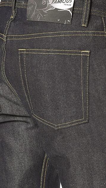 Naked & Famous Kevlar Blend Weird Guy Selvedge Jeans