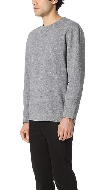 Naked & Famous Crew Neck Sweatshirt