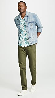 Naked & Famous Aloha Shirt - Big Tropical