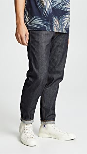 Naked & Famous Easy Guy Left Hand Twill Selvedge Jeans