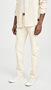 Naked & Famous Natural Seed Weird Guy Jeans