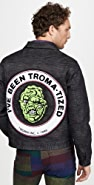 Naked & Famous Toxic Avenger Denim Jacket