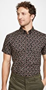 Naked & Famous Short Sleeve Easy Retro Mod Shirt