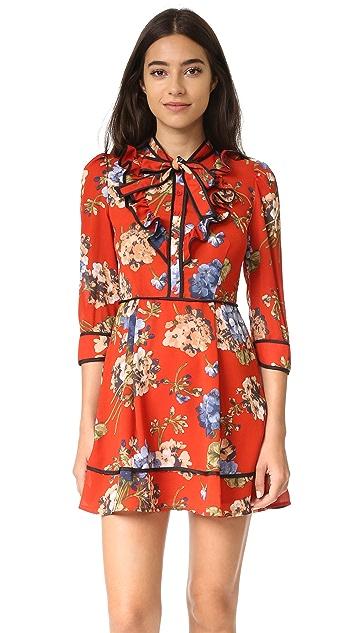 re:named Ruffle Dress