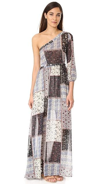 re:named Woodstock Long Dress