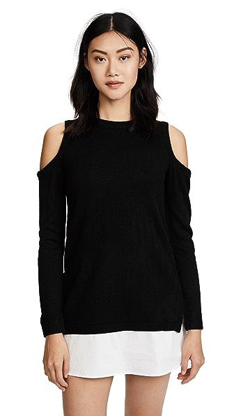re: named Cold Shoulder Sweater Dress In Black