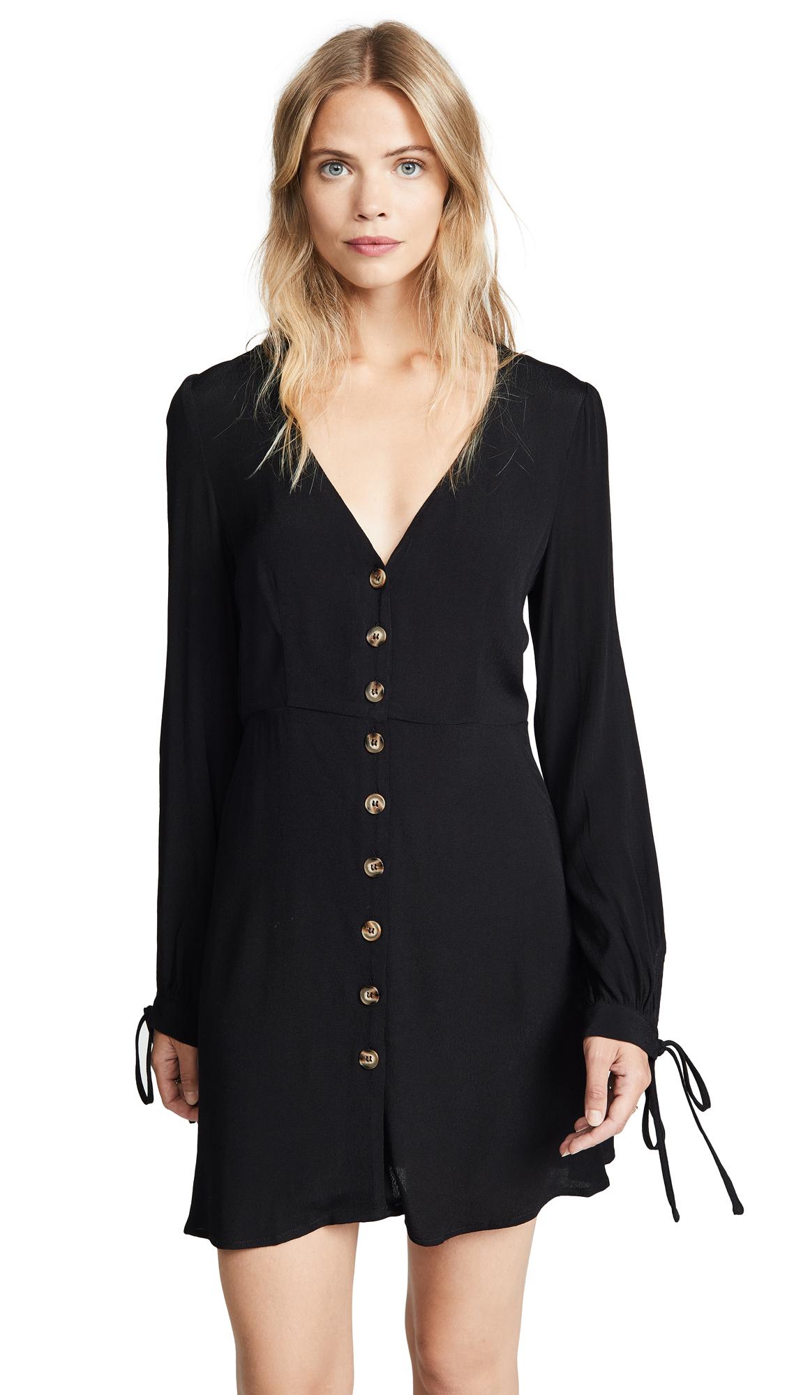 re: named Babi Dress In Black