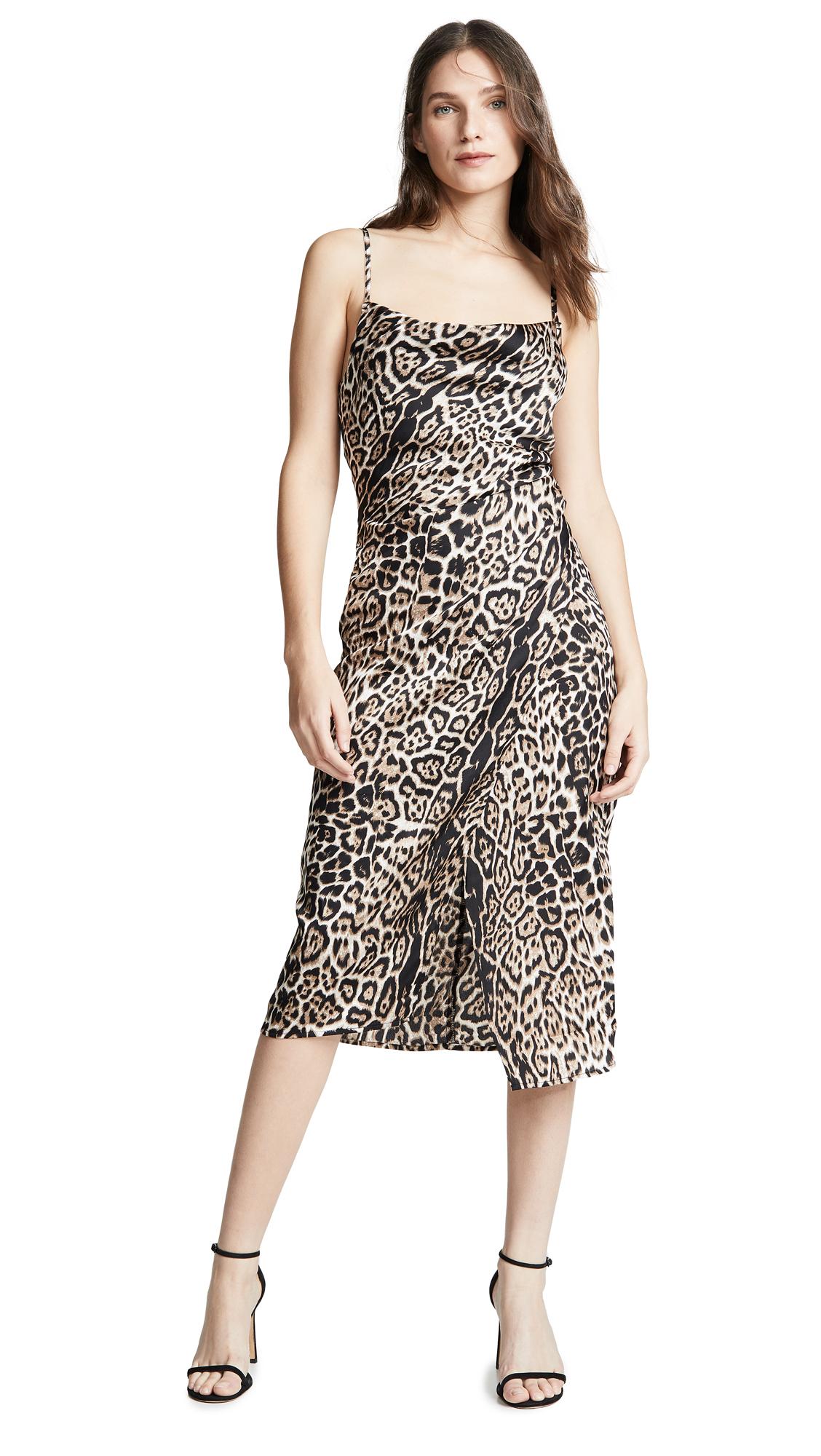 RE:NAMED Re: Named Nina Dress in Animal Print