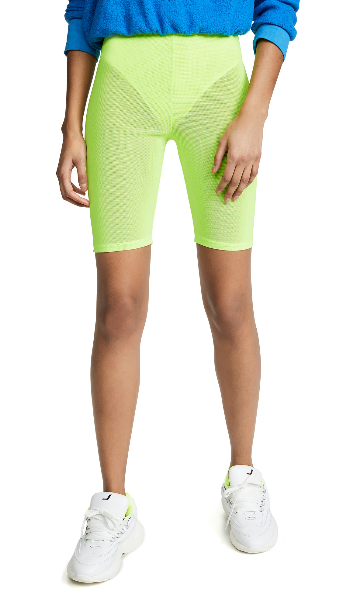 re:named re: named Neon Biker Shorts