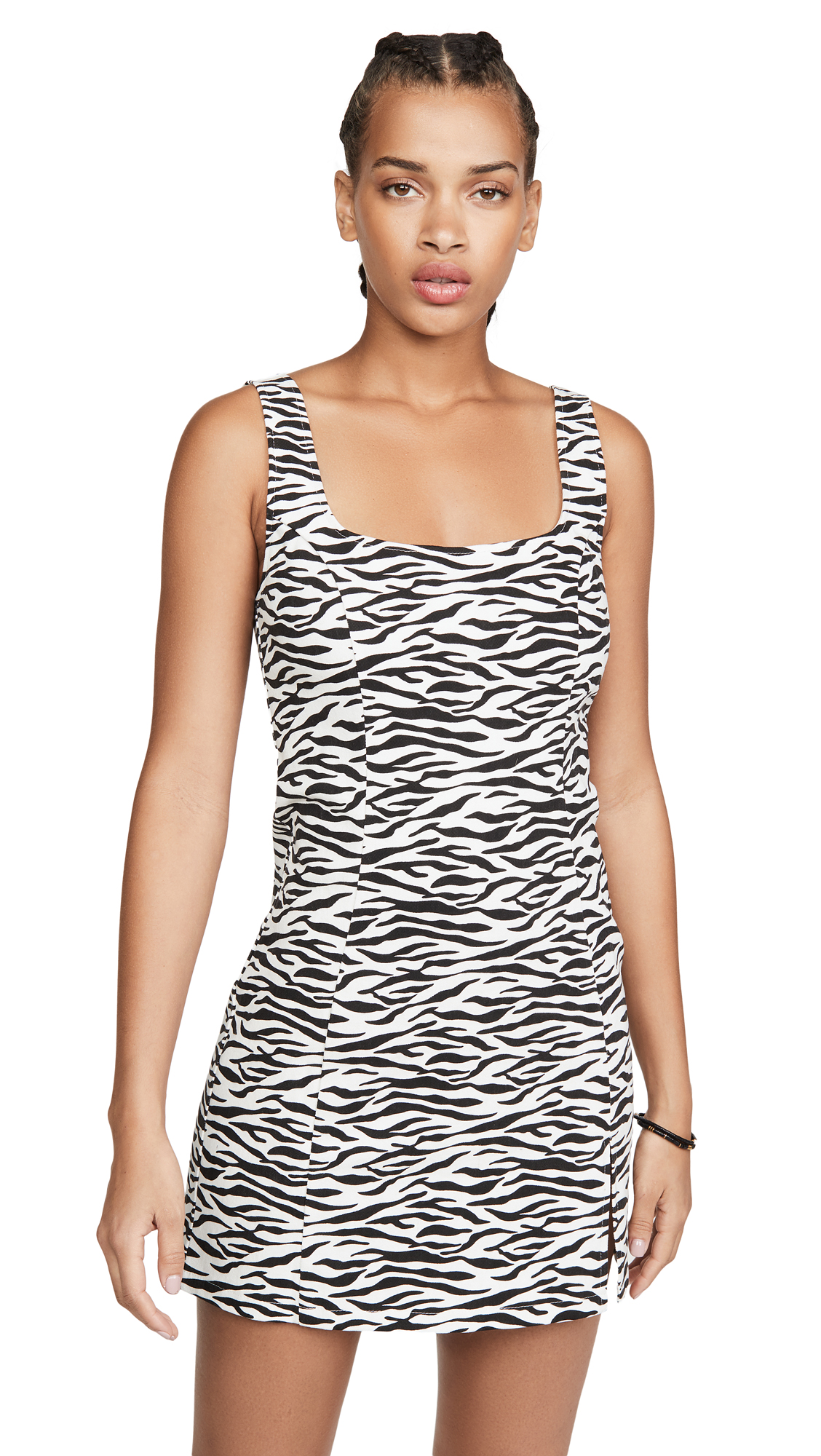Buy re: named Zebra Mini Dress online beautiful re:named Clothing, Dresses