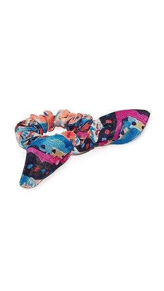 Namrata Joshipura Print Hair Tie Bow - Multi