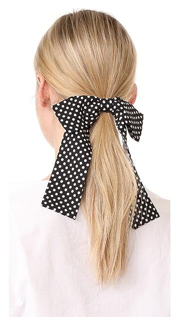 Namrata Joshipura Dots Bow Hair Tie
