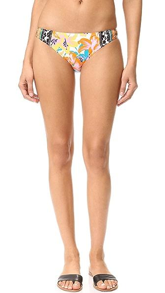 Nanette Lepore Copa Cubana Siren Bikini Bottoms