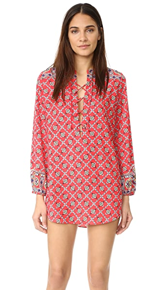 Nanette Lepore Pretty Tough Tunic
