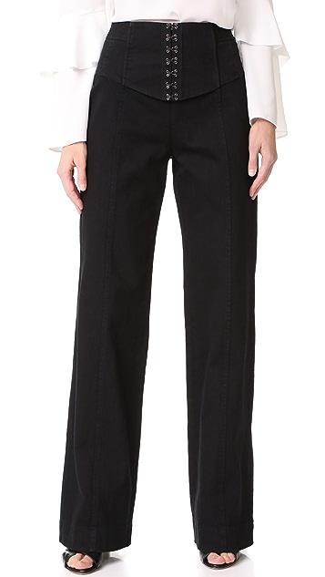 Nanette Lepore Hook Up Pants