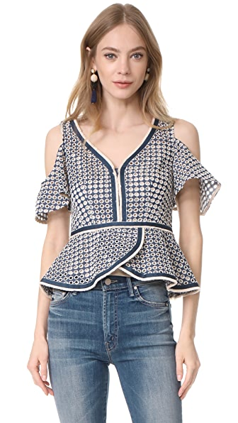 Nanette Lepore High Seas Top