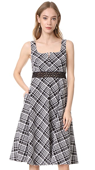 Nanette Lepore Vineyard Dress In Black