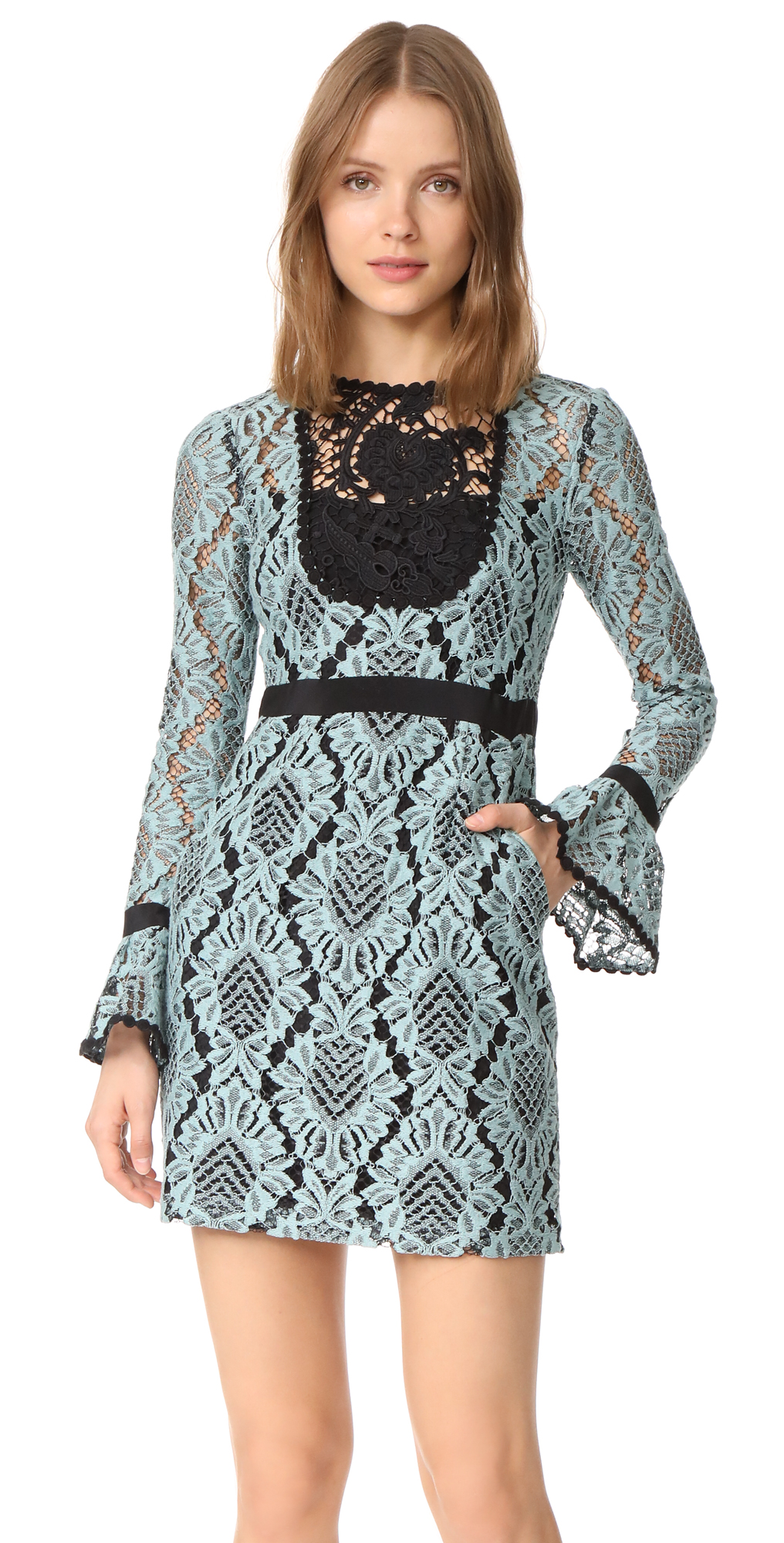 Soho Shift Dress Nanette Lepore