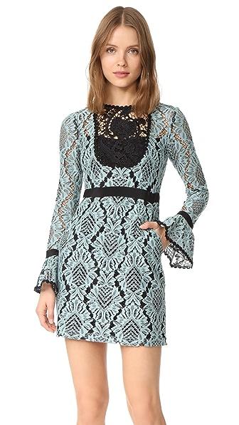 Nanette Lepore Soho Shift Dress