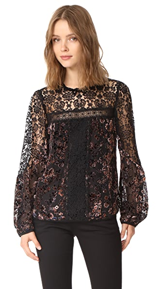 Nanette Lepore Obsession Top