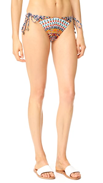 Nanette Lepore Super Fly Bikini Bottoms - Multi