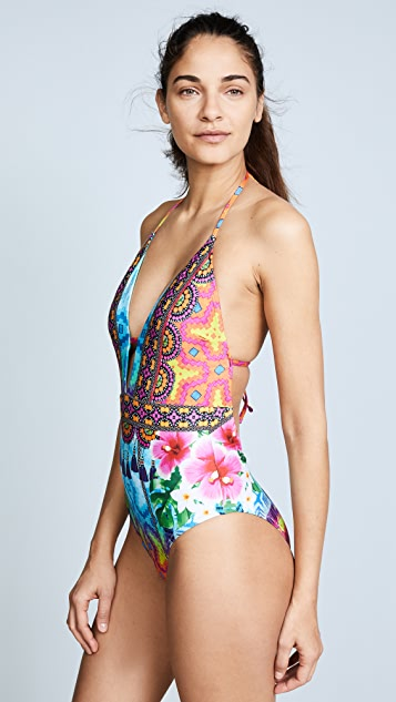 Nanette Lepore Playa Nayarit Lover One Piece