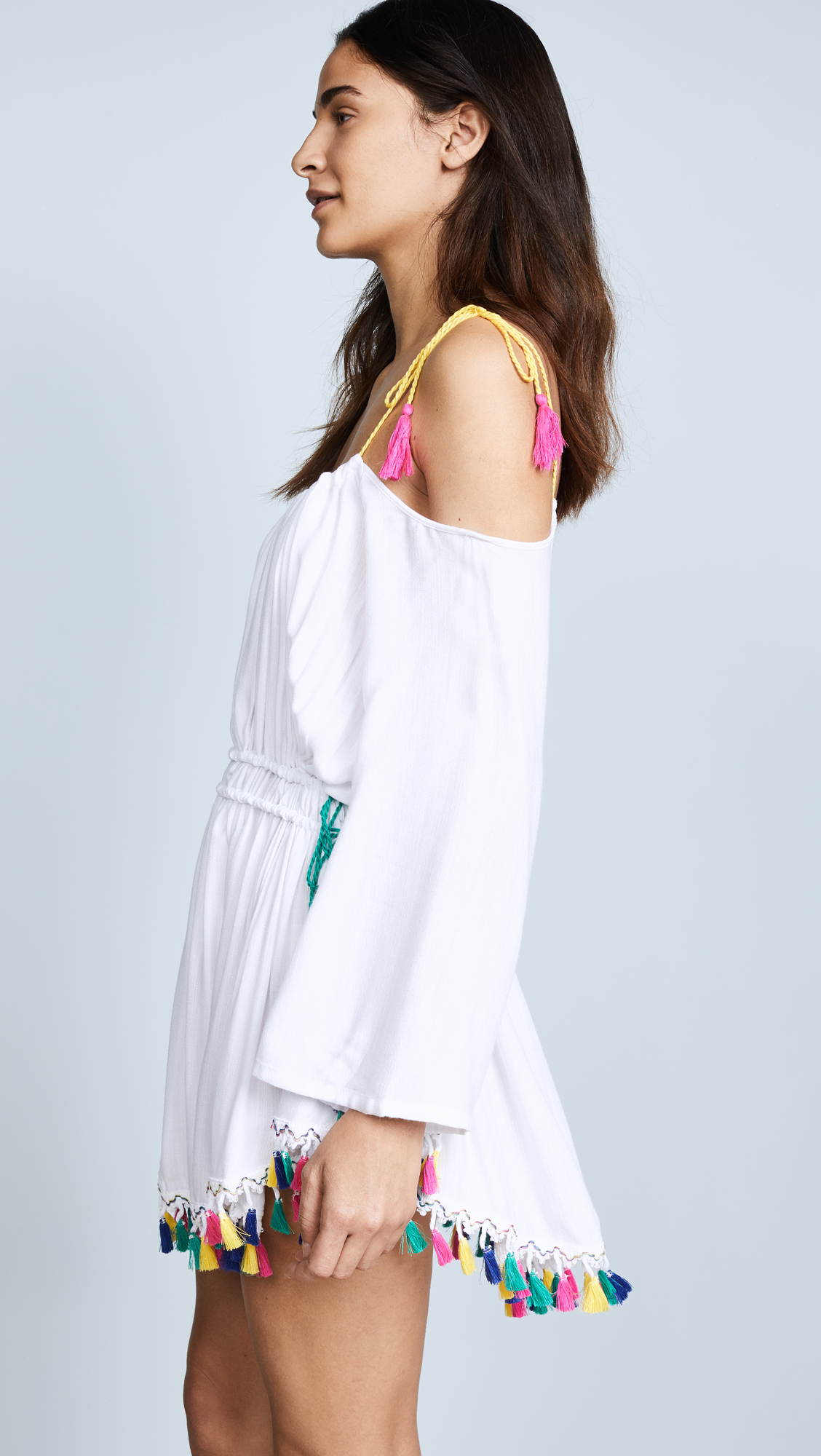 5f6def62b2 Nanette Lepore Fiesta Cover Up Dress | SHOPBOP