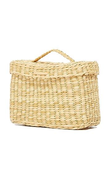 Nannacay Baby Pom Pom Bag
