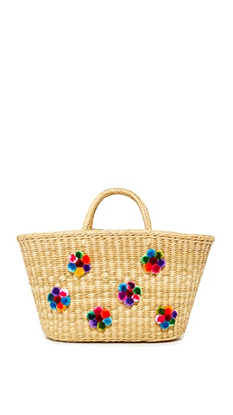 Nannacay Small Margarida Tote