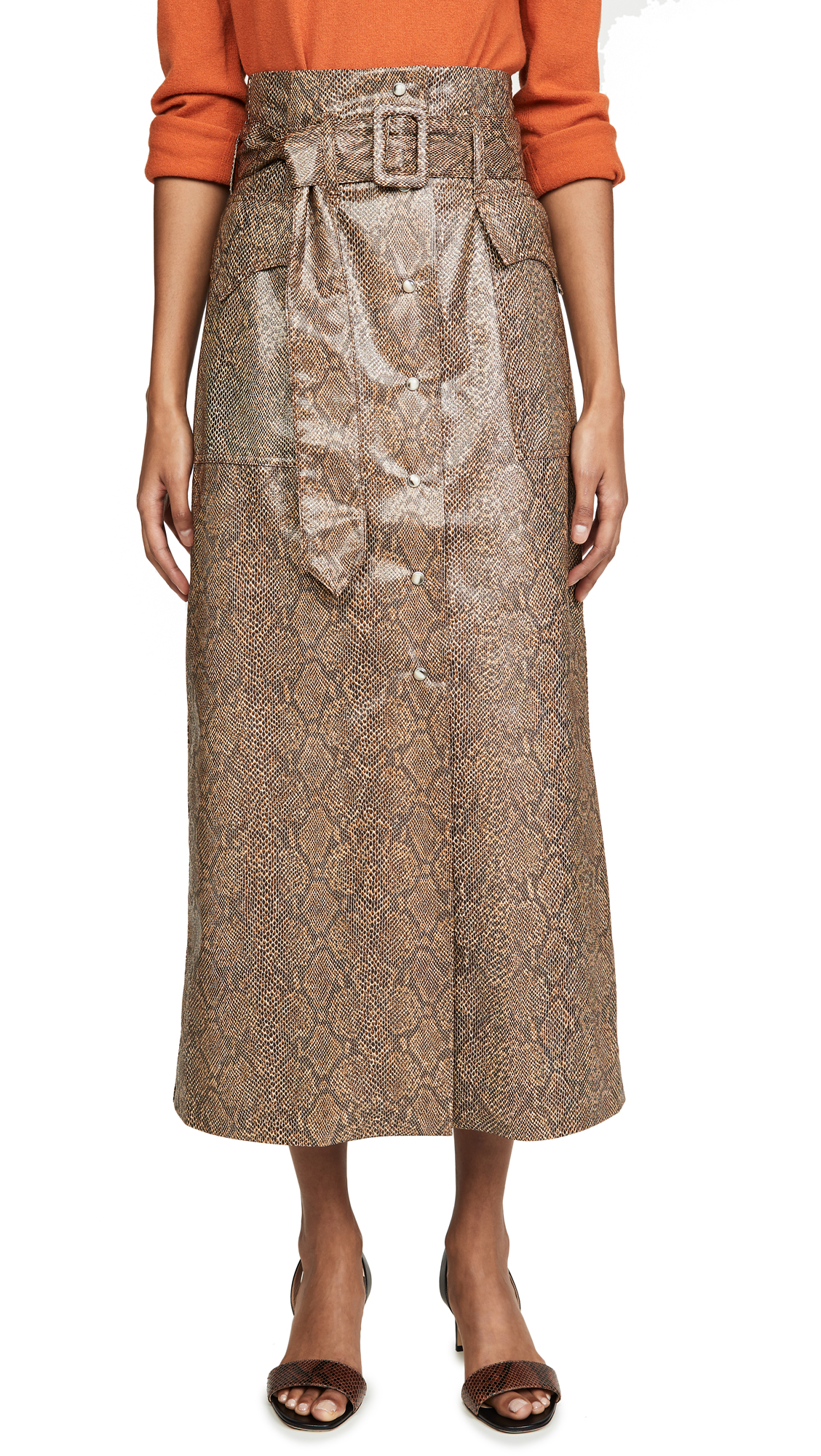 Buy Nanushka online - photo of Nanushka Aarohi Skirt
