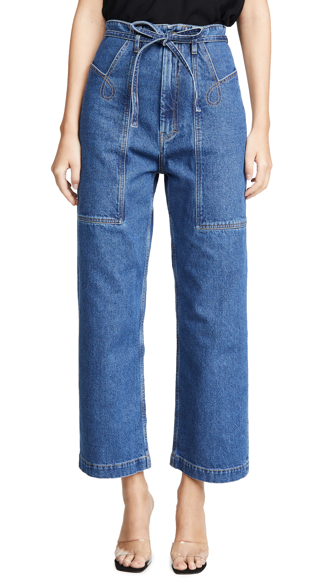 Buy Nanushka online - photo of Nanushka Gemini Jeans