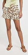 Nanushka Febe 短裤