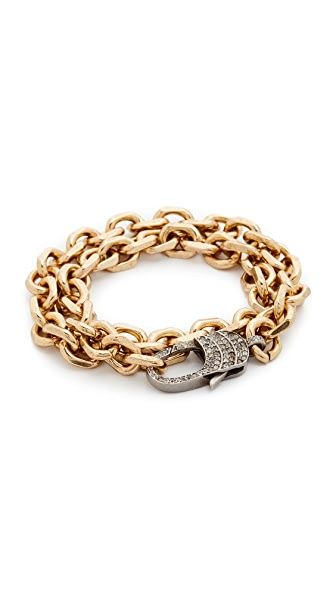 Nathan & Moe Melody Double Wrap Bracelet