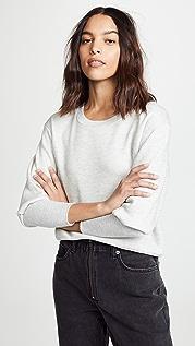 Nation LTD Coco Cuffed Sweatshirt