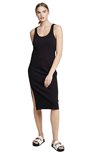 Nation LTD Valerie Side Slit Tank Dress
