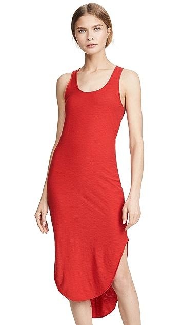 Nation LTD Alina Shirttail Tank Dress