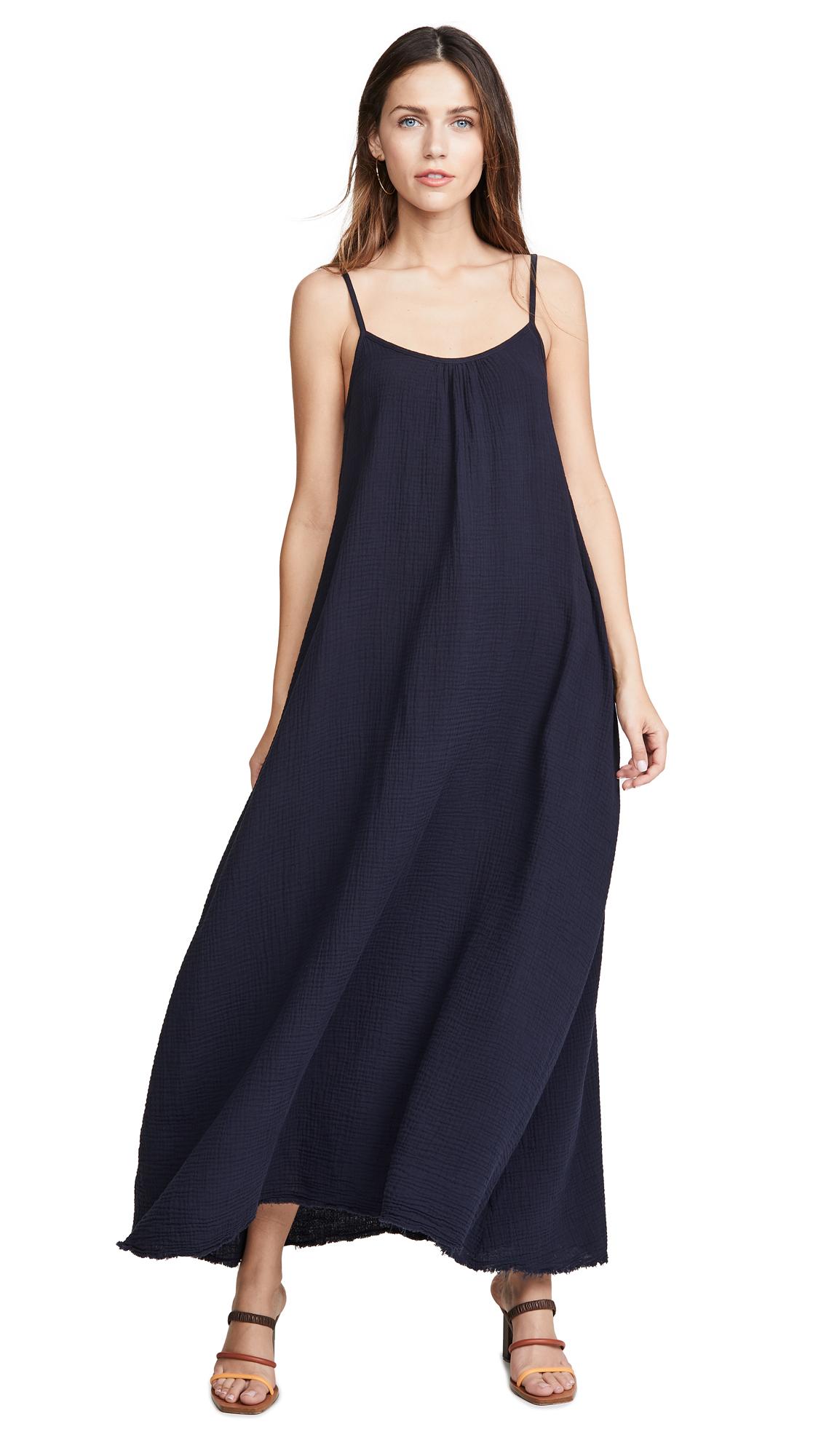 Nation LTD Lila Scoop Trapeze Slip Dress
