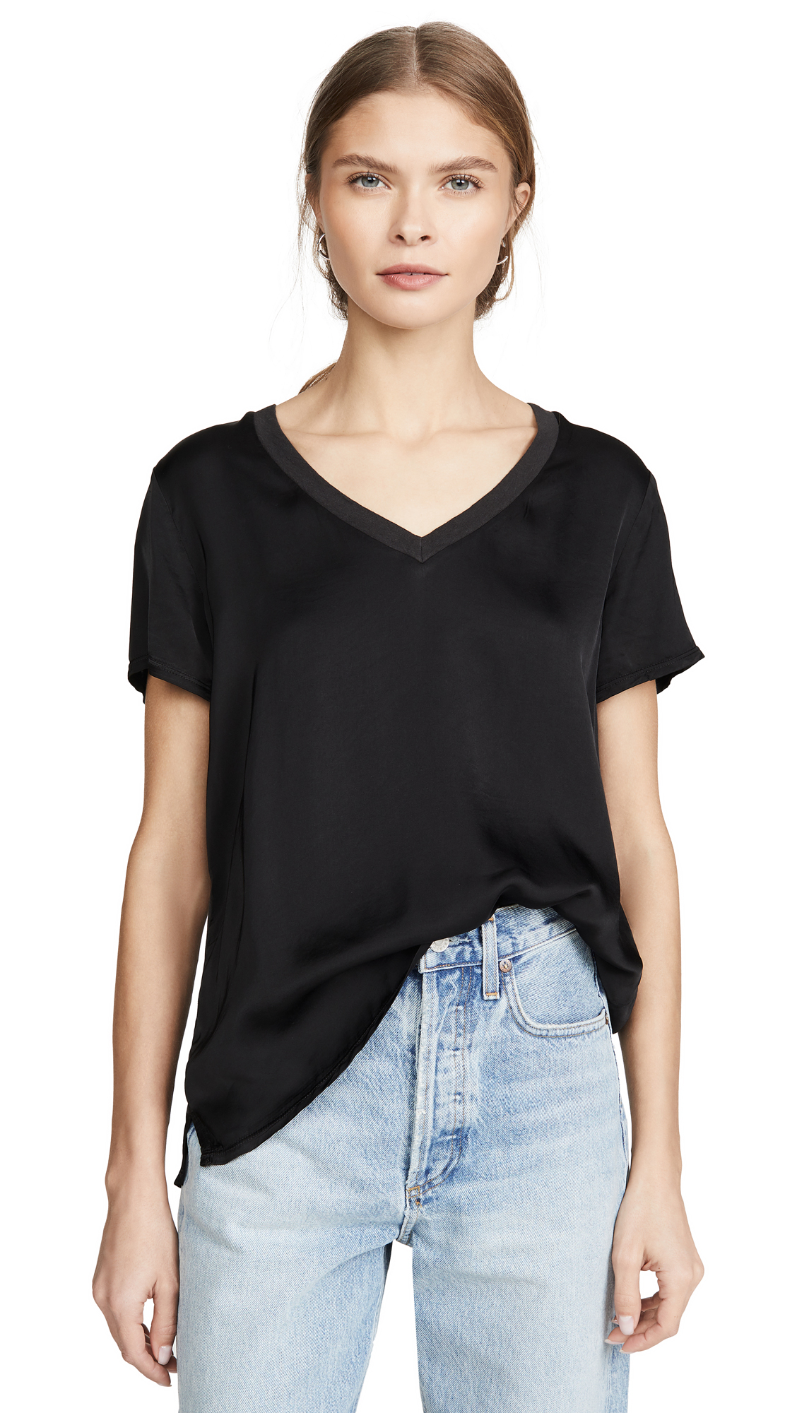 Buy Nation LTD online - photo of Nation LTD June Sateen Tee