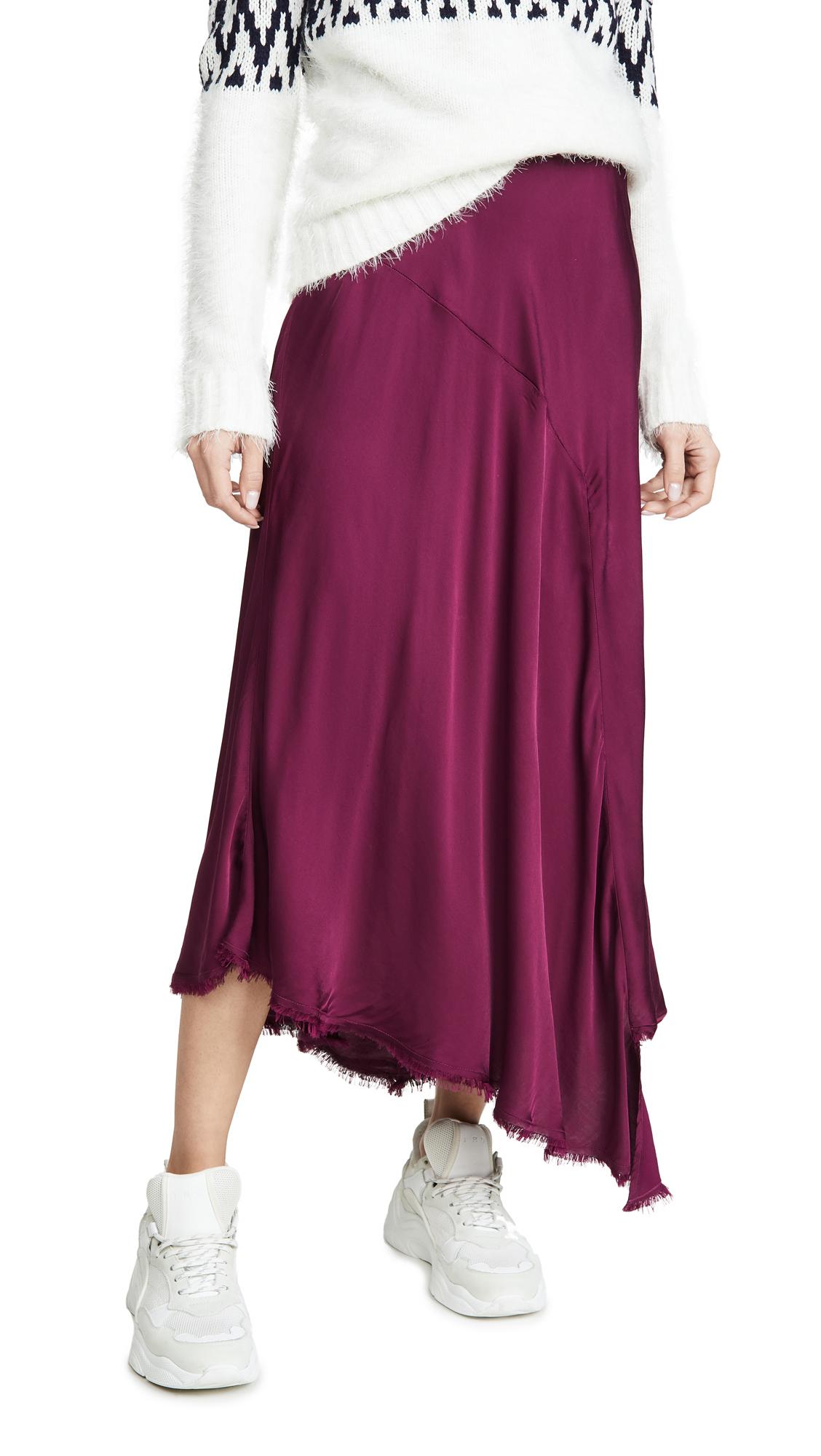 Buy Nation LTD online - photo of Nation LTD Handkerchief Skirt