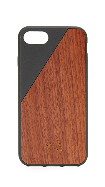 Native Union Clic Wooden iPhone 7 Case