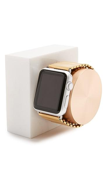 Native Union Marble Apple Watch Dock