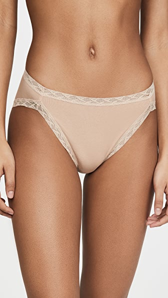Natori Bliss Cotton French Cut Bikini Briefs