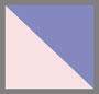 коралловый розовый/кафе/голубой дымчатый