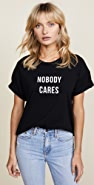Nobody Denim Nobody Cares Tee