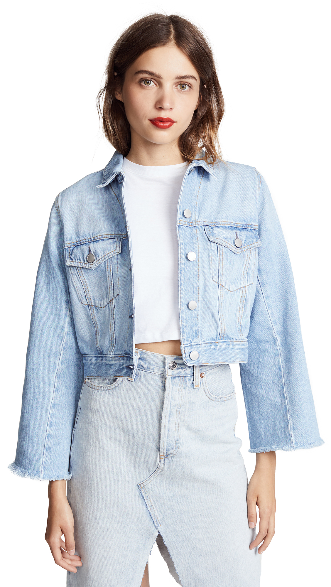 Nobody Denim The Belle Denim Jacket